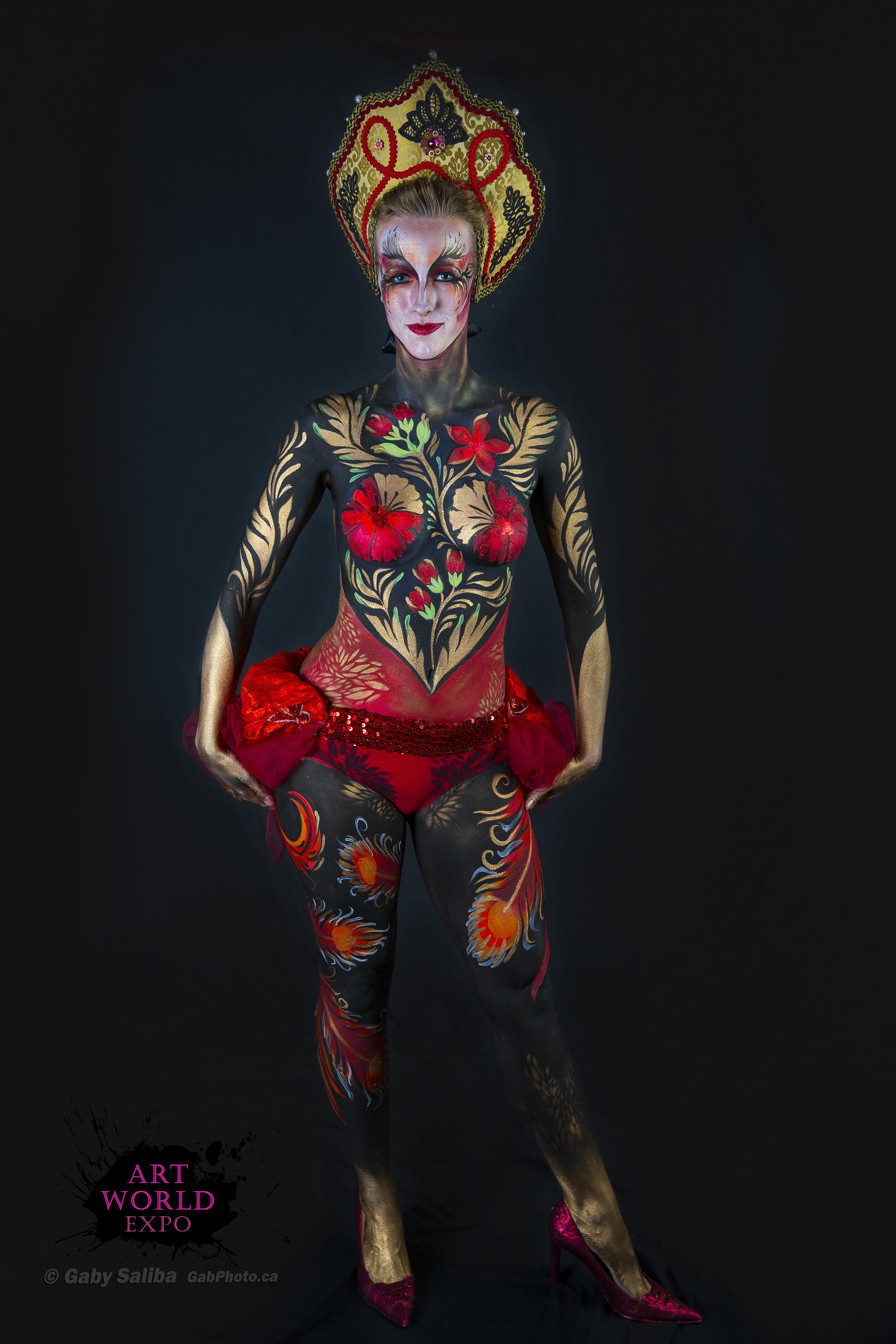 Festival Body Painting | ART BODY PAINTING