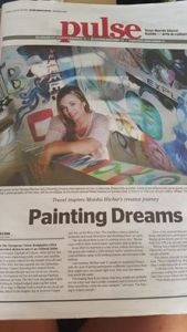 Read the Full North Shore News Article About Painting Dreams International Art Tours featuring Founder Monika Blichar here: http://www.nsnews.com/entertainment/dossier/travel-inspires-monika-blichar-s-creative-journey-1.2331560