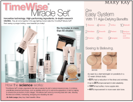 miracle set benefits