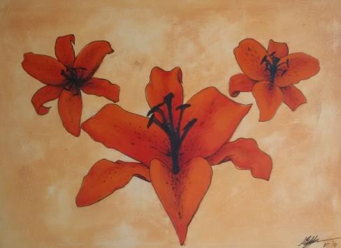 Lilies on Fire - Aryn Effert.jpg